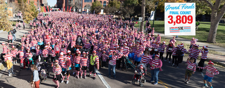 The Waldo Waldo 5K Grand Finale – A family friendly walk